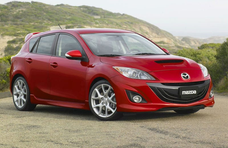 2010 Mazdaspeed3: 263 HP Explains The Evil Grin