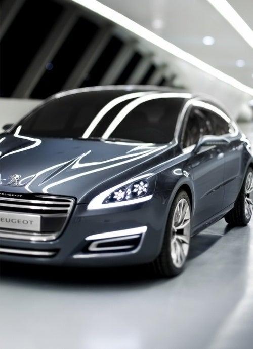 5 By Peugeot Concept: Où Sont Les Voitures Françaises?