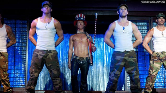 Magic Mike Should Stick to Stripping, His Furniture Designs Are Terrible