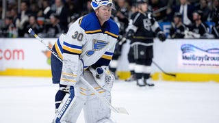 It Was A Very Bad Night For Martin Brodeur
