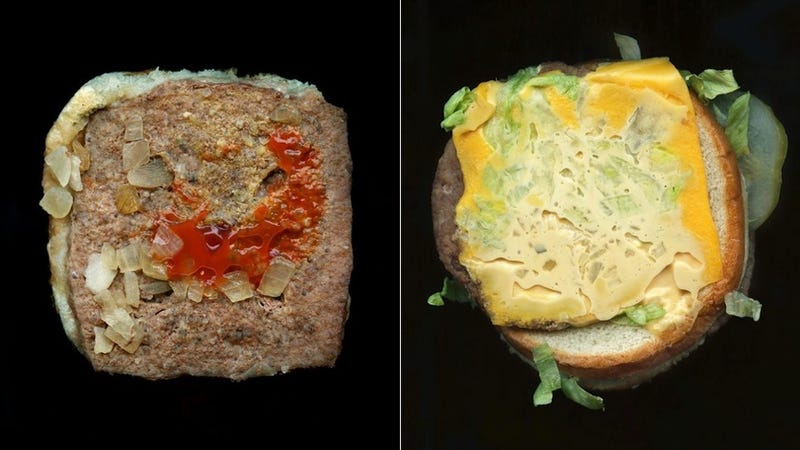 Scanning Fast Food Makes Fast Food Look Even Worse