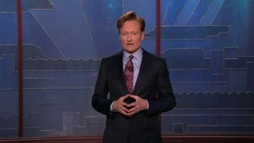 Conan O'Brien Now Picking on 60-Metascore Games