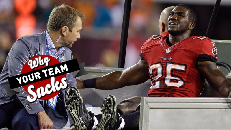 Why Your Team Sucks 2014: Tampa Bay Buccaneers