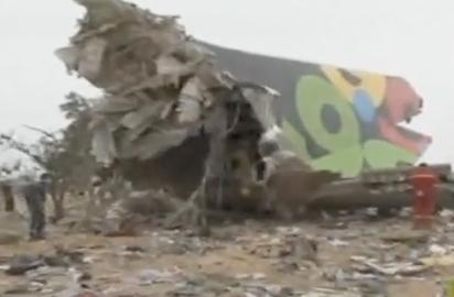 Sole Survivor of Libyan Plane Crash Is a Ten-Year-Old Child