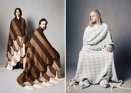 The Snuggie for Stylish People and Home Thespians
