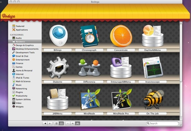OS X Gets Its Very Own App Store, Unofficially