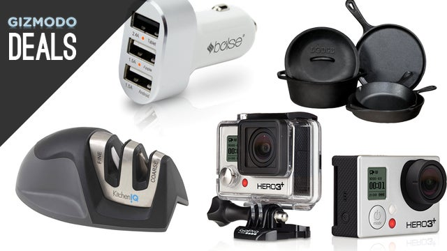 Even More Free Android App Credit, GoPros, Dashcam, Cosmos