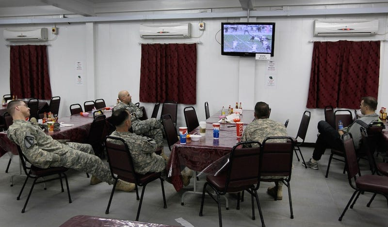 Even U.S. Troops Are Getting Screwed By NBC's Olympic Tape Delay