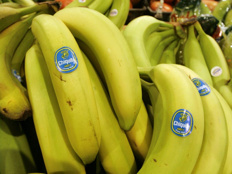 Chiquita Looking to Block Lawsuits Against Its Funding of Death Squads
