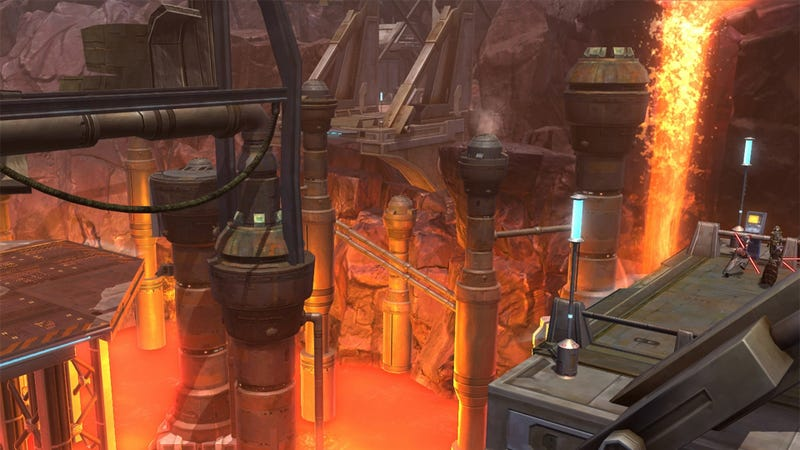 Pile Of Industry Awards For Star Wars: The Old Republic a Sad Reminder of the Game That Might Have Been