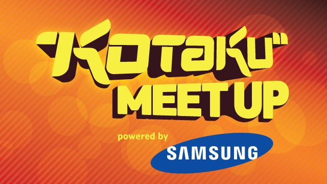 Come to the BlizzCon Kotaku/Samsung Party Tonight and Win a Samsung 950 Series 3D LED Monitor