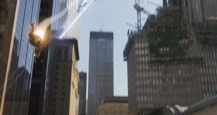 The Avengers Super Bowl Trailer Screencaps