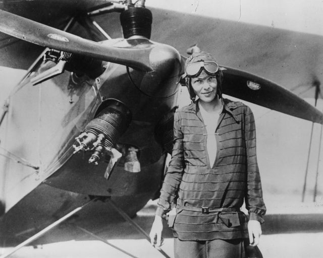 Meet Amelia Rose Earhart, The Woman Who Plans To Fly Around The World