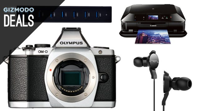 High-End Olympus Gear, Sony Sound Bars, Restore an Old iPod Dock