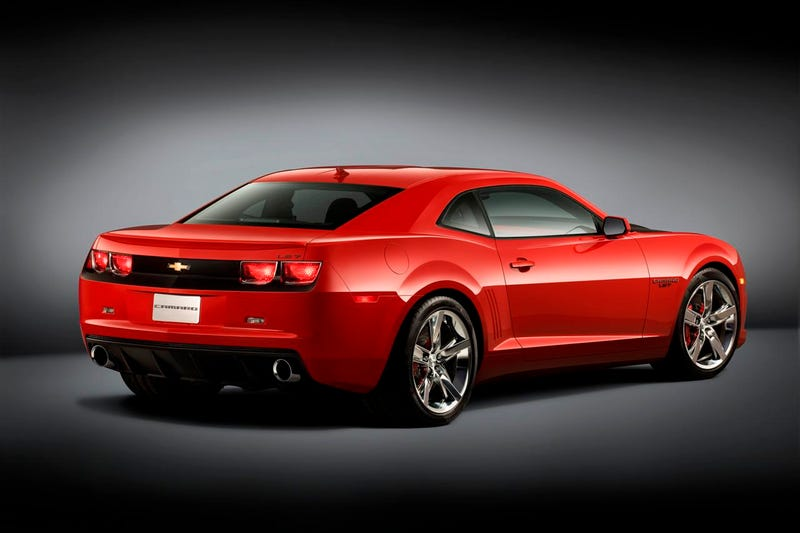 Chevy Hits SEMA With Four Camaro Concepts And A Load Of Accessories