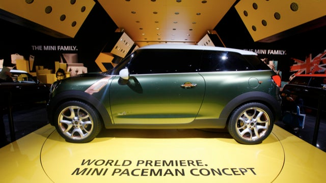 Carlos Ghosn's Long Sayonara, Mini Countryman Coupe Is Coming, And Keeping Teen Hands Where They Belong
