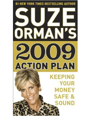 Download Suze Orman's 2009 Action Plan Free This Week Only