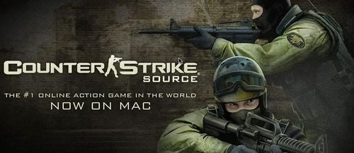 Counter Strike: Source Hits Mac, On Sale