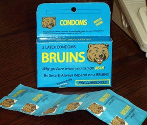 Why Would Colleges Need Condoms?