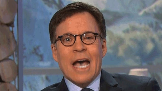 What's The Deal With Bob Costas's Eye?