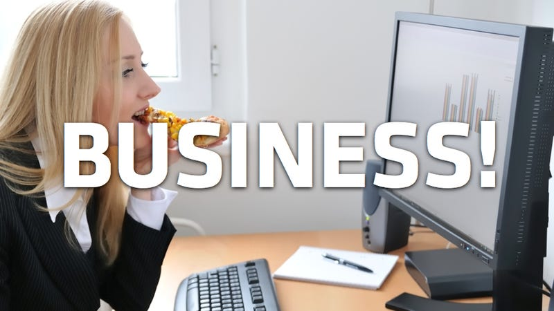 "This Week in the Business: ""Soften the difficulty a smidge when you return."""