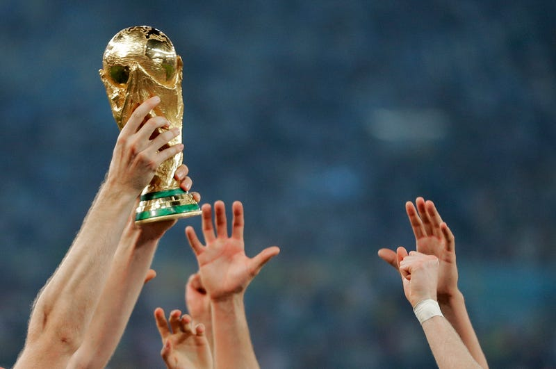 Guy Doesn't Pay World Cup Pool Entry Fee, Tries To Claim Prize Anyway