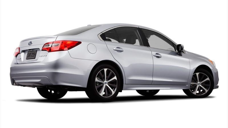 2015 Subaru Legacy: This Is It