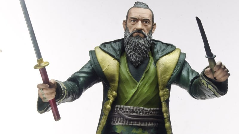 Exclusive: The Mandarin figure readies his war on Iron Man