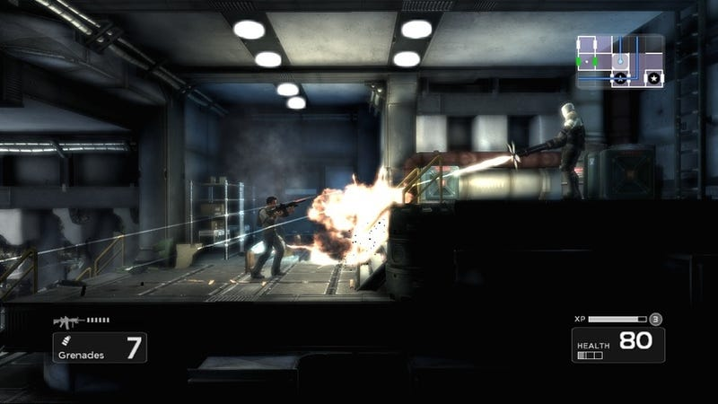 Shadow Complex Preview: Where's The Morph Ball?