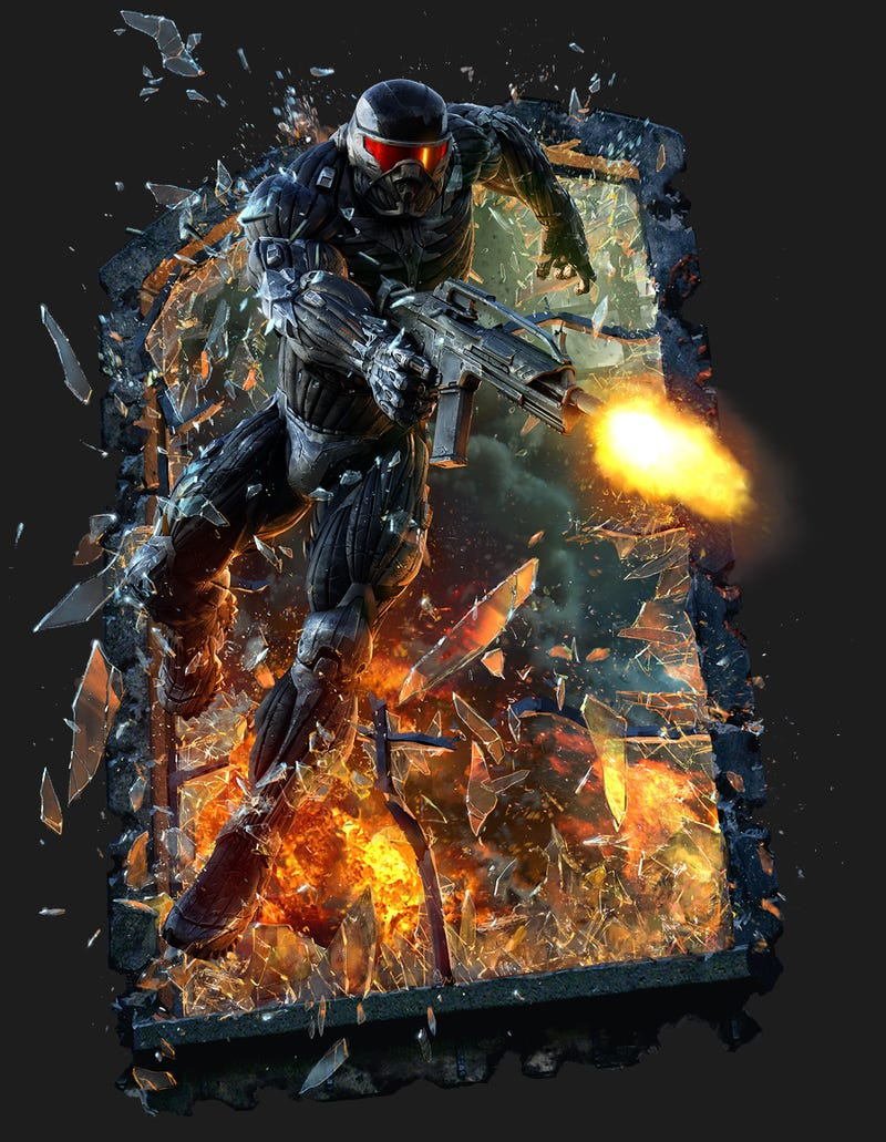 The Incredible Video Game Art of Marek Okon