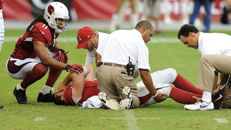 NFL Players Don't Trust Team Doctors