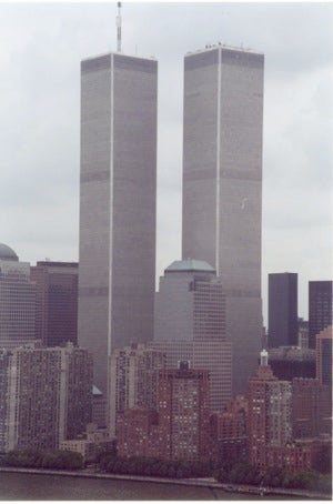 Oh No. Times Lets Writer 'Reflect' on 9/11