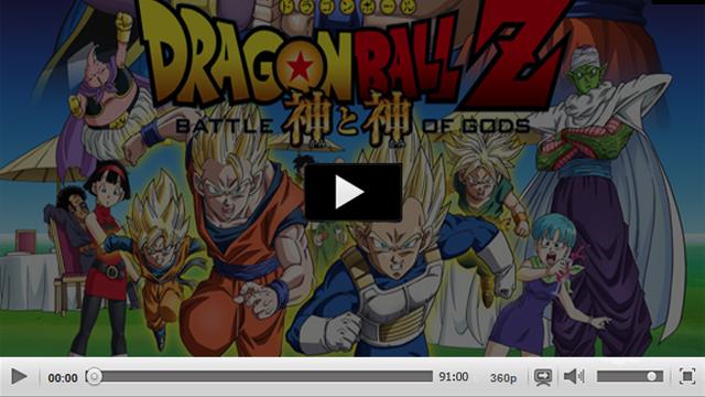 720P- Watch Dragon Ball Z Battle Of Gods Online
