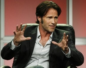 Hollywood PrivacyWatch: Hunky Vampire Edition, Part 1: Stephen Moyer