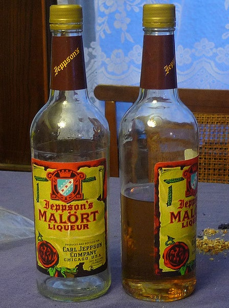 Malört: The Most Disgusting Liquor of All Time