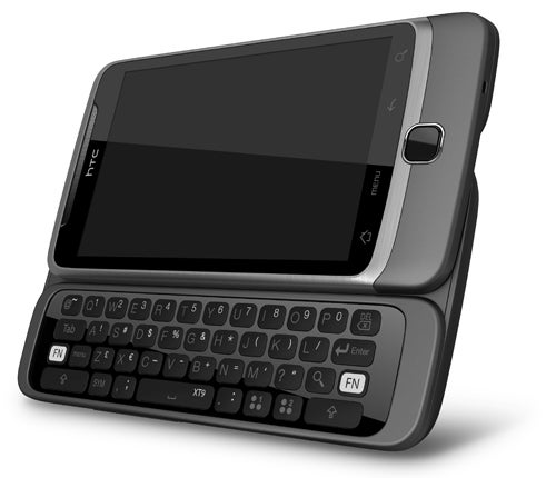 HTC Desire Z Is a Gorgeous Slide-Out QWERTY Android With Brains