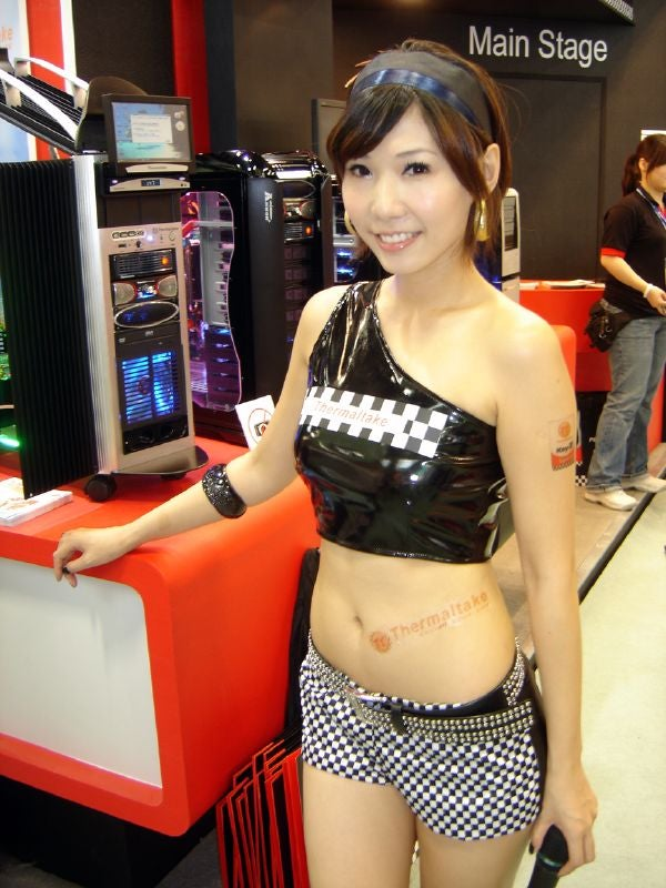 Hottest Babes of Computex