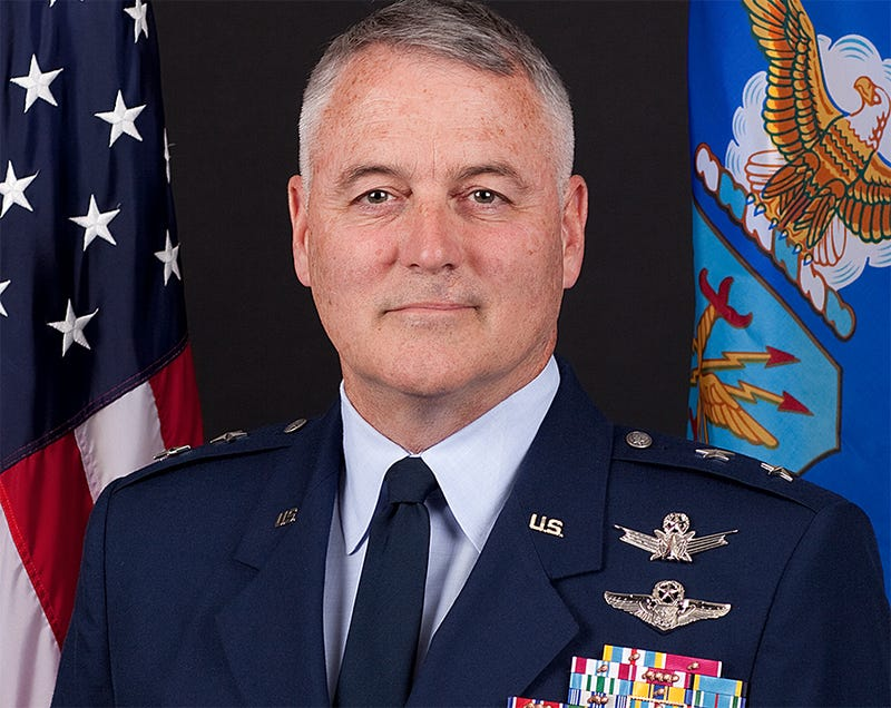 Air Force General Fired for Awesomest Overseas Drunken Bender Ever