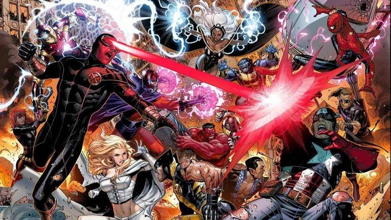 No More Crossovers: Five Thoughts on the End of Marvel's Avengers vs. X-Men