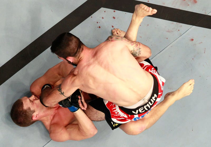 Matt Brown Got Violent This Weekend, And It Was Awesome