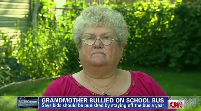 Bullied Bus Monitor Rejects Apology from Abusive Kids, Doesn't Believe Donated Money is Real
