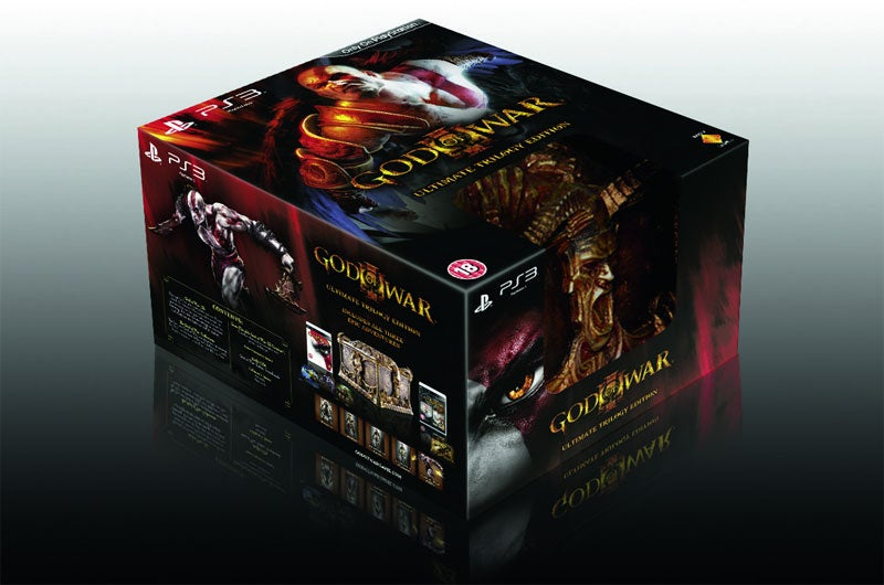 Europe's God Of War III Ultimate Edition Even More Ultimate