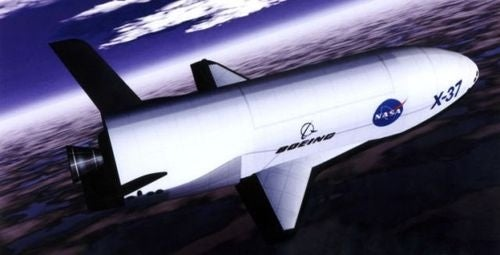 The Government's Secret Robotic Space Plane is Watching You