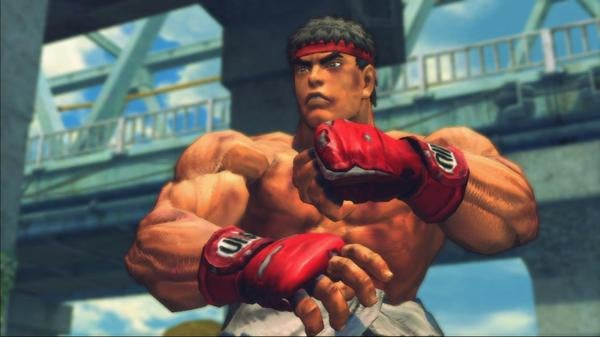 Street Fighter Champion Breaks Up With His Main Character