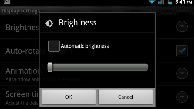 Automatically Dim Your Phone's Brightness in the Morning with Tasker