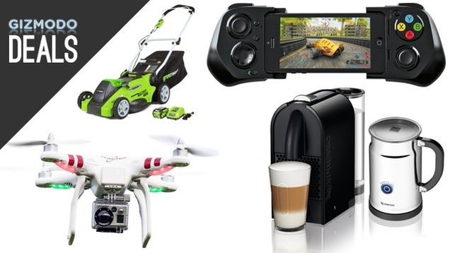 The Best GoPro and Matching Drone, Espresso At Home, Game of Thrones