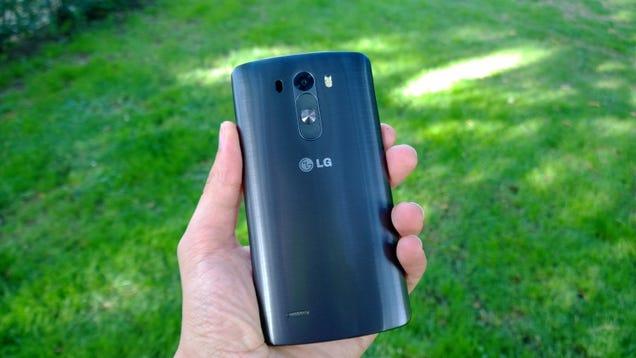 LG G3, análisis: al fin un Android tan bueno por dentro como por fuera