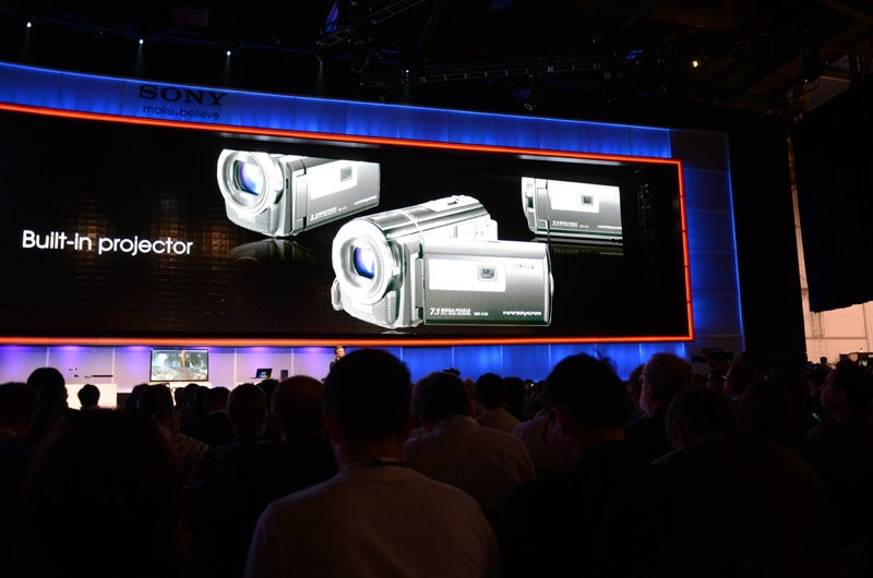 The 1080p 3D Bloggie Leads Sony's 3D Camera Onslaught