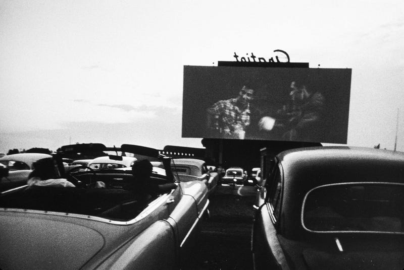 At the drive in...what would be the best whip?