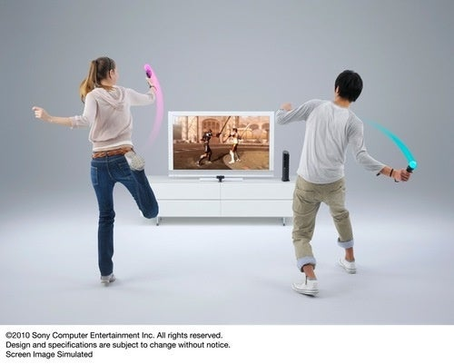 Two Surprise PlayStation Move Maneuvers